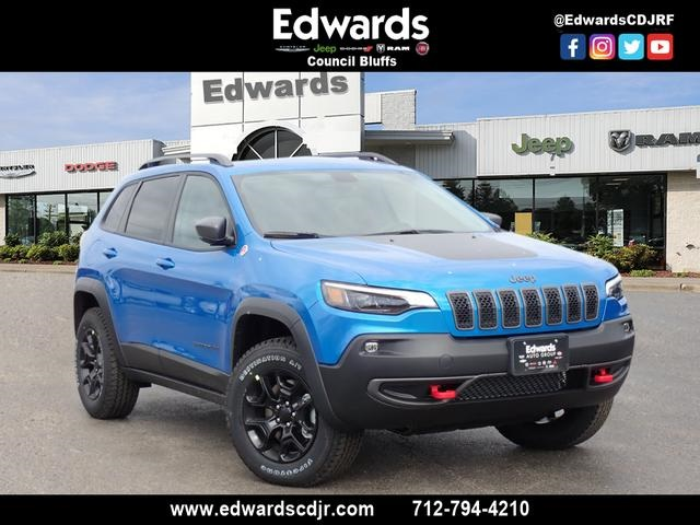 NEW 2020 JEEP CHEROKEE TRAILHAWK® 4X4