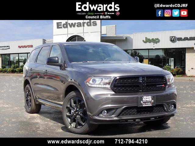 NEW 2020 DODGE DURANGO SXT PLUS AWD