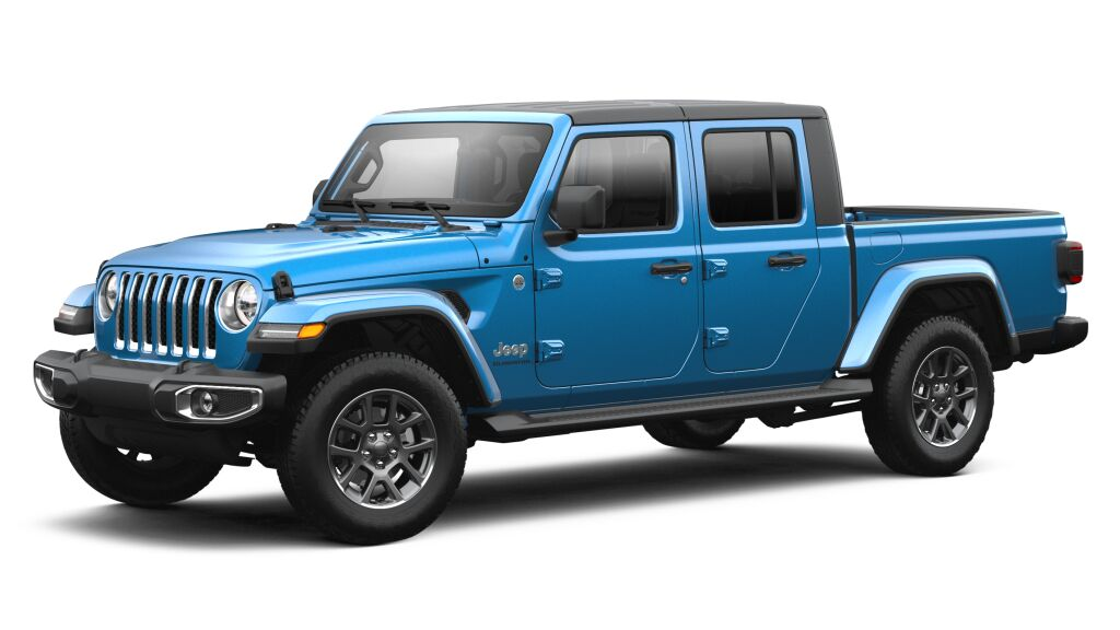 NEW 2021 JEEP GLADIATOR OVERLAND 4X4