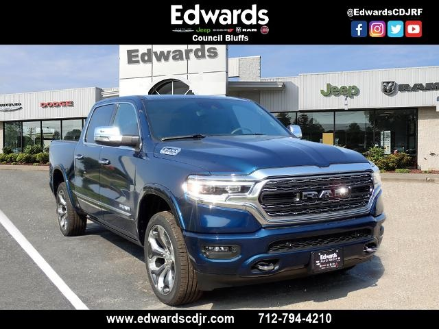 NEW 2020 RAM 1500 LIMITED CREW CAB 4X4 5'7
