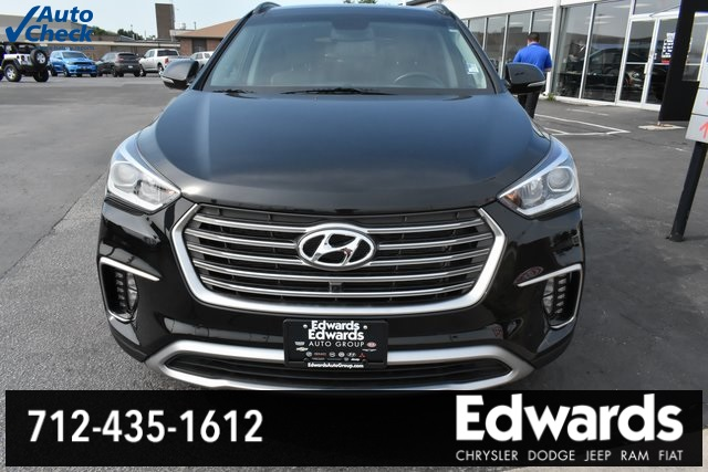 Pre Owned 2017 Hyundai Santa Fe Limited Ultimate