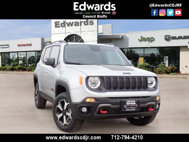 NEW 2020 JEEP RENEGADE TRAILHAWK® 4X4